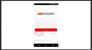 hik-connect mobile